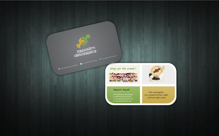 Proposition n°60 du concours Business Card Design for ZD institute
