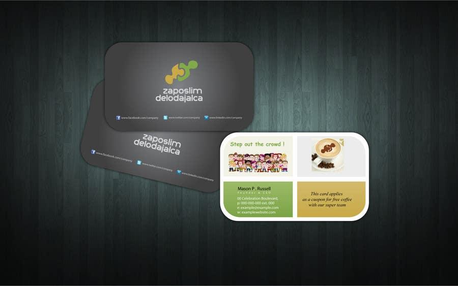 Bài tham dự cuộc thi #57 cho Business Card Design for ZD institute