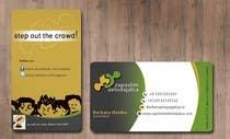 Proposition n° 45 du concours Graphic Design pour Business Card Design for ZD institute