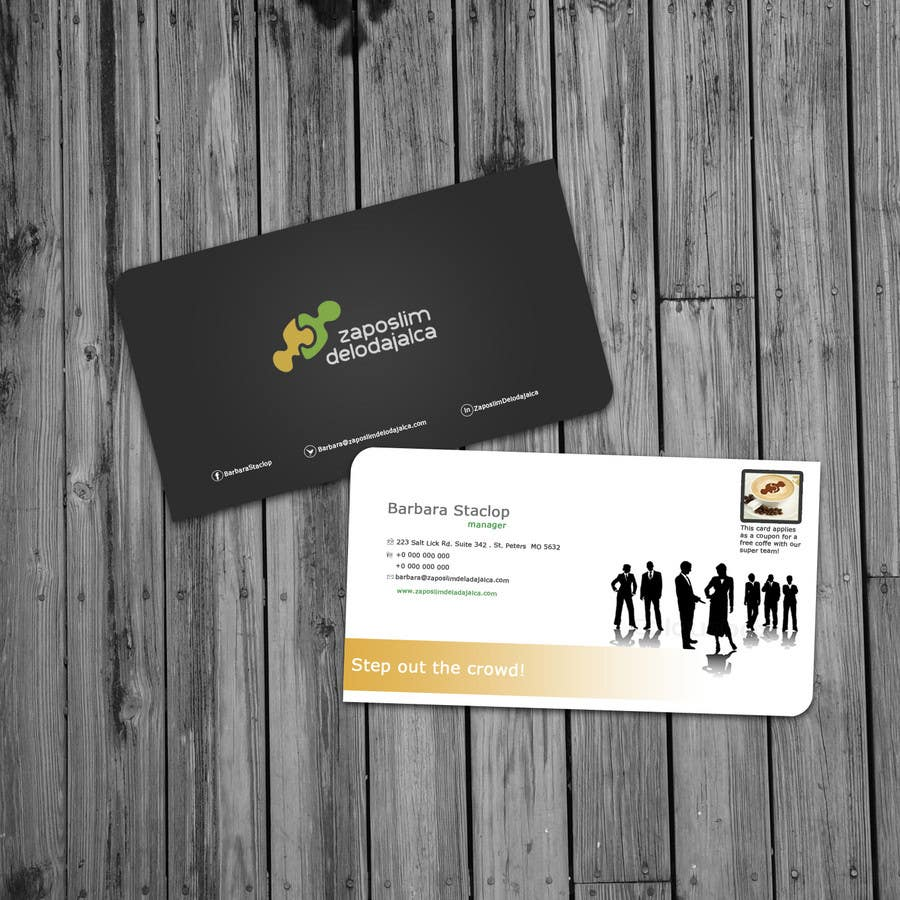Contest Entry #                                        61                                      for                                         Business Card Design for ZD institute