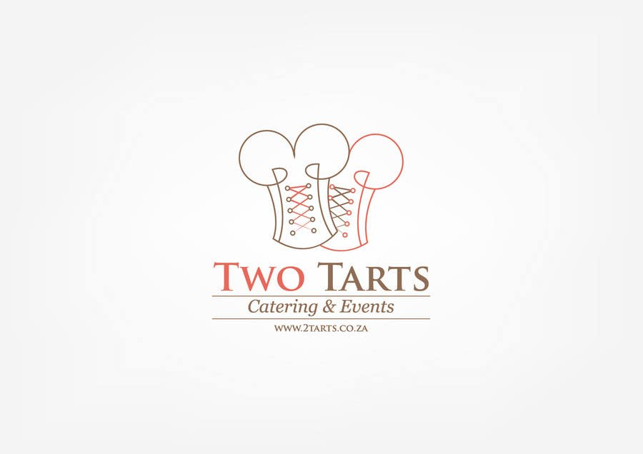 Konkurrenceindlæg #                                        102                                      for                                         Logo Design for 2 Tarts Catering and Events