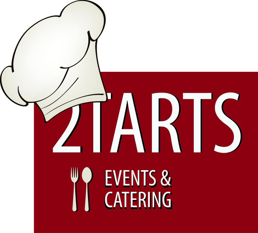 Proposition n°                                        145                                      du concours                                         Logo Design for 2 Tarts Catering and Events