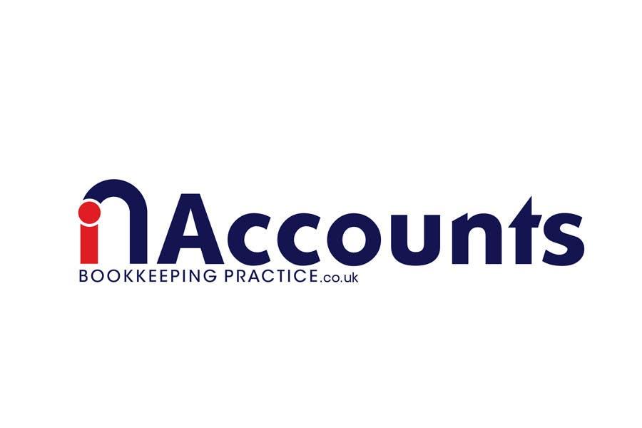 Inscrição nº 98 do Concurso para Logo Design for InAccounts bookkeeping practice