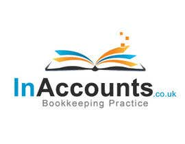 #85 для Logo Design for InAccounts bookkeeping practice от soniadhariwal