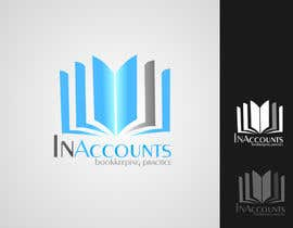 #122 для Logo Design for InAccounts bookkeeping practice от Pescarusha