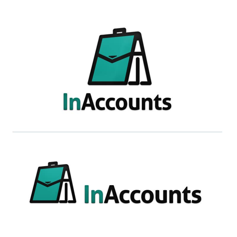 Konkurrenceindlæg #118 for Logo Design for InAccounts bookkeeping practice