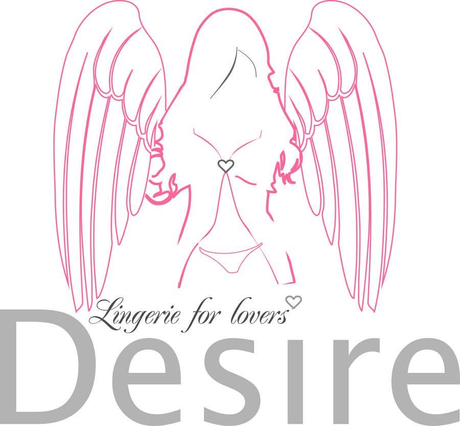 Participación en el concurso Nro.                                        326                                      para                                         Logo Design for Desire Lingerie for Lovers