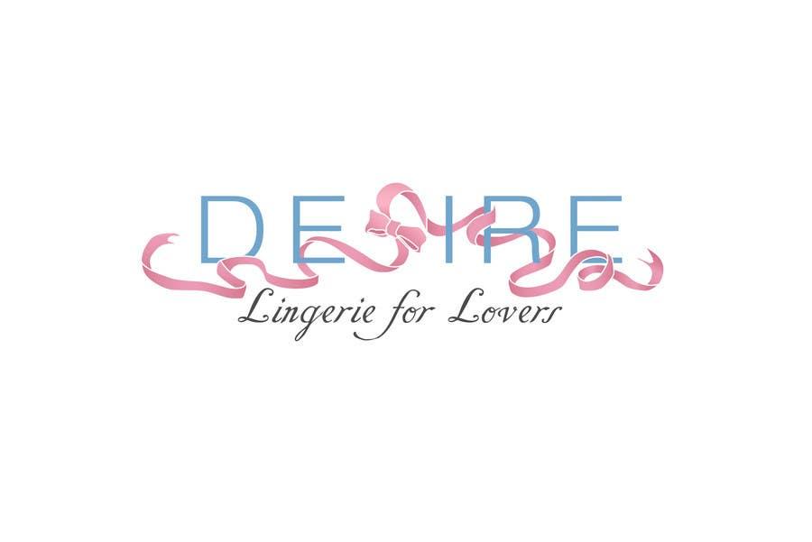 Kilpailutyö #303 kilpailussa Logo Design for Desire Lingerie for Lovers