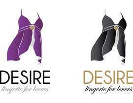 #240 per Logo Design for Desire Lingerie for Lovers da Ferrignoadv