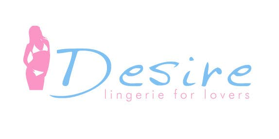 Participación en el concurso Nro.                                        194                                      para                                         Logo Design for Desire Lingerie for Lovers
