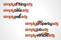 Logo Design Конкурсная работа №28 для Logo Design for simplyTHEMEWORDads.com (THEMEWORDS: PET, JOB, PROPERTY, BIKE, VEHICLE, DATING)
