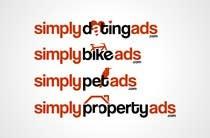 Logo Design Конкурсная работа №23 для Logo Design for simplyTHEMEWORDads.com (THEMEWORDS: PET, JOB, PROPERTY, BIKE, VEHICLE, DATING)