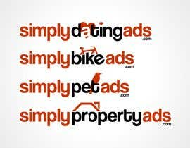 #23 para Logo Design for simplyTHEMEWORDads.com (THEMEWORDS: PET, JOB, PROPERTY, BIKE, VEHICLE, DATING) por alfianrismawan