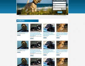 #59 para Website Design for Karma Missing Pet Network por tania06