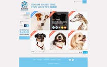Graphic Design Kilpailutyö #65 kilpailuun Website Design for Karma Missing Pet Network