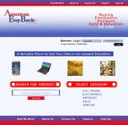 Graphic Design Entri Peraduan #9 for Website Design for American Buy Back! Buying Electronics Antiques Gold and valuables Online w/Cash