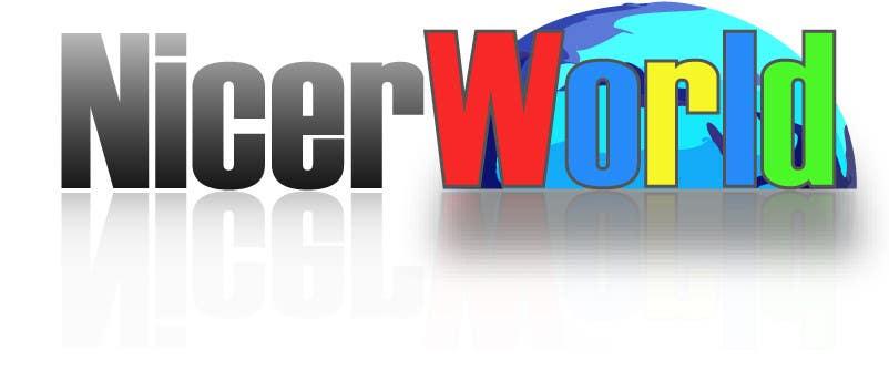Конкурсная заявка №232 для Logo Design for Nicer World web site/ mobile app