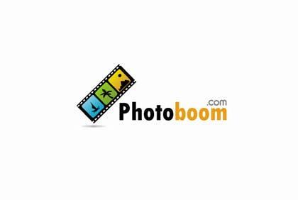 Logo Design for Photoboom.com için 756 numaralı Yarışma Girdisi