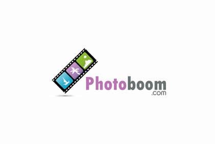 Kilpailutyö #754 kilpailussa Logo Design for Photoboom.com