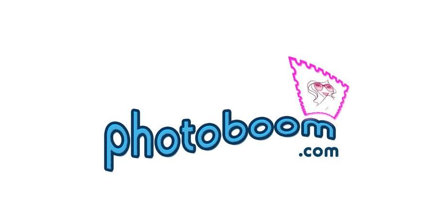 Logo Design for Photoboom.com için 422 numaralı Yarışma Girdisi