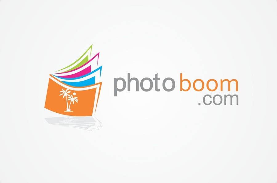 Logo Design for Photoboom.com için 723 numaralı Yarışma Girdisi