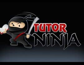 #33 para Logo Design for Tutor Ninjas de pinky