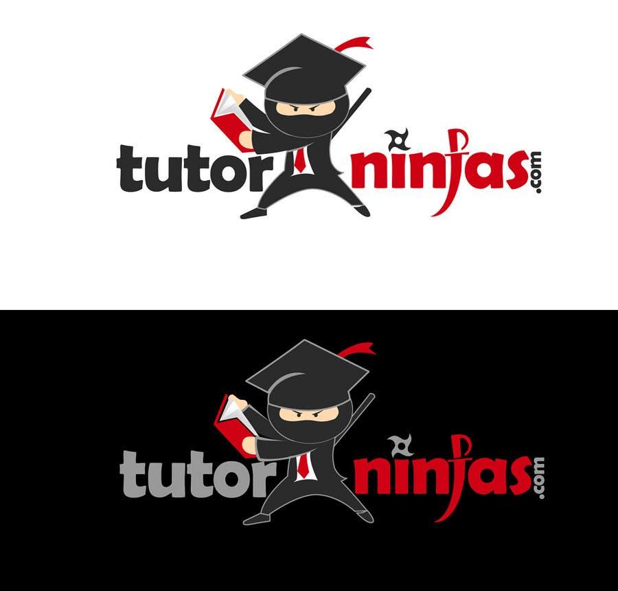 Inscrição nº                                         77                                      do Concurso para                                         Logo Design for Tutor Ninjas