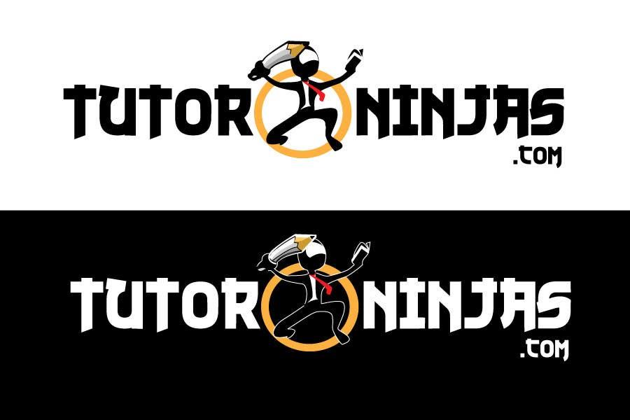 Inscrição nº                                         114                                      do Concurso para                                         Logo Design for Tutor Ninjas