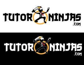 #114 สำหรับ Logo Design for Tutor Ninjas โดย sikoru