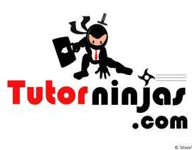 #48 para Logo Design for Tutor Ninjas de slovetest