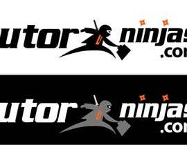 #12 สำหรับ Logo Design for Tutor Ninjas โดย KenzoDesign