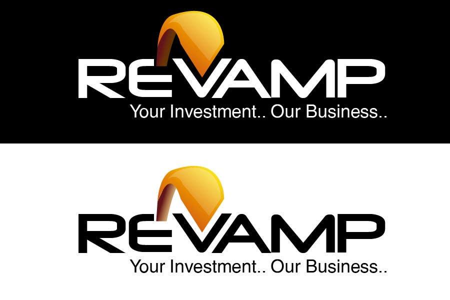 Inscrição nº 33 do Concurso para Logo Design for Revamp