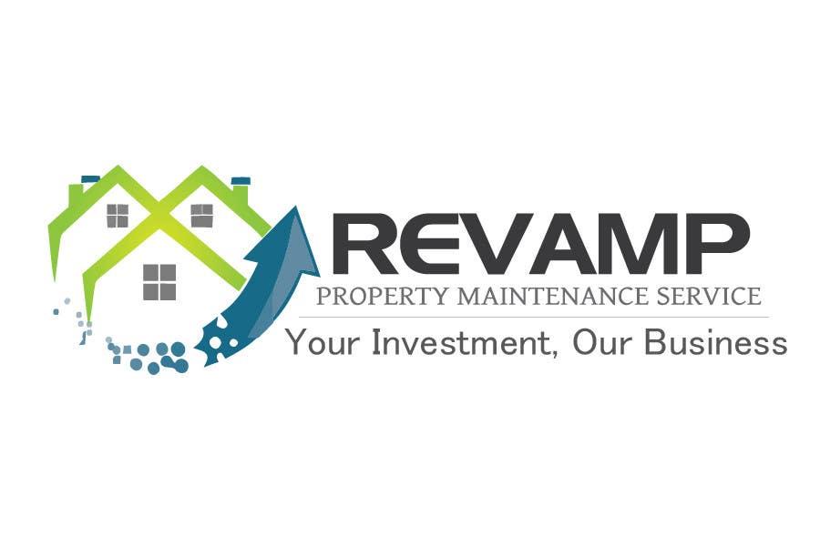 Logo Design for Revamp için 151 numaralı Yarışma Girdisi