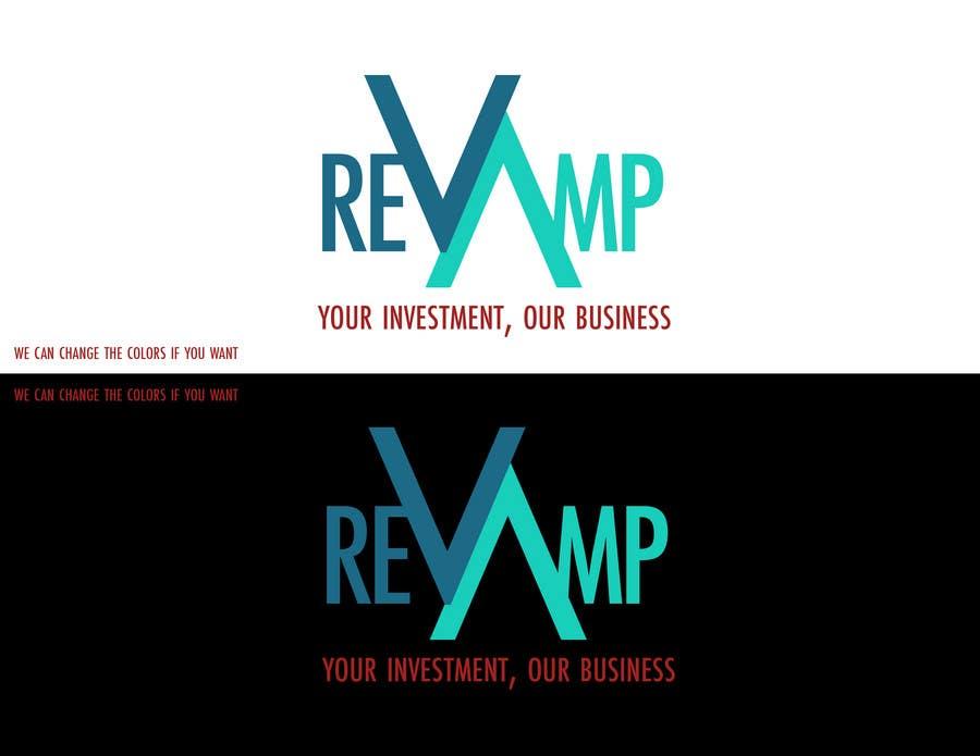 Inscrição nº 13 do Concurso para Logo Design for Revamp