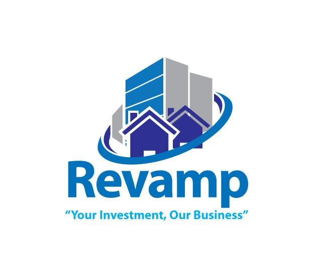 Inscrição nº 19 do Concurso para Logo Design for Revamp