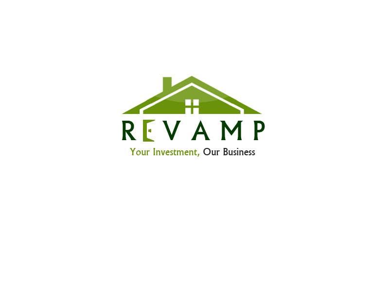 Logo Design for Revamp için 75 numaralı Yarışma Girdisi