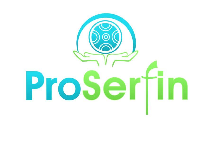 Penyertaan Peraduan #                                        560                                      untuk                                         Logo Design for ProSerfin