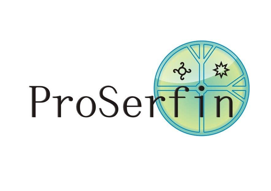 Penyertaan Peraduan #415 untuk Logo Design for ProSerfin