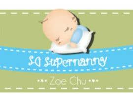 edenboulanger tarafından Design some Logo and Business Cards for Baby Sleep Trainer and Parenting Coach için no 51