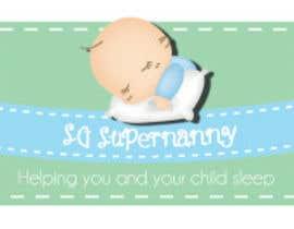 edenboulanger tarafından Design some Logo and Business Cards for Baby Sleep Trainer and Parenting Coach için no 52