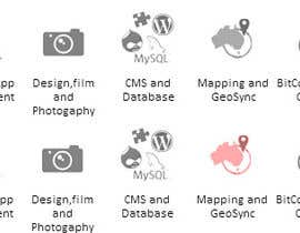 #19 for Make icons change colour/shade AND move slightly on mouseover. by anuvabchhotray