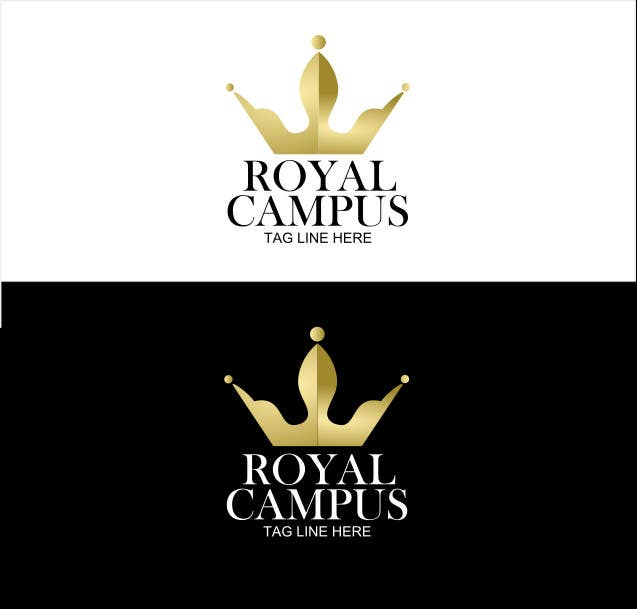 Proposition n°                                        121                                      du concours                                         Logo Design for Royal Campus