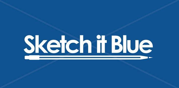 Penyertaan Peraduan #596 untuk Logo Design for Sketch It Blue