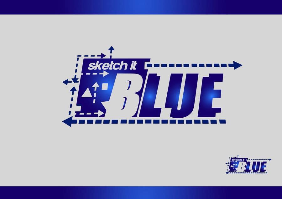 Penyertaan Peraduan #506 untuk Logo Design for Sketch It Blue