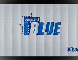 xcerlow tarafından Logo Design for Sketch It Blue için no 405