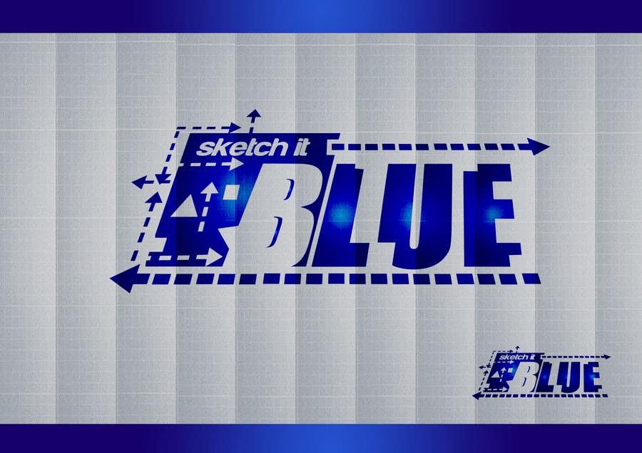 Penyertaan Peraduan #508 untuk Logo Design for Sketch It Blue