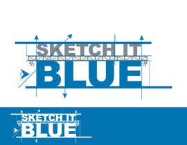 #237 untuk Logo Design for Sketch It Blue oleh winarto2012