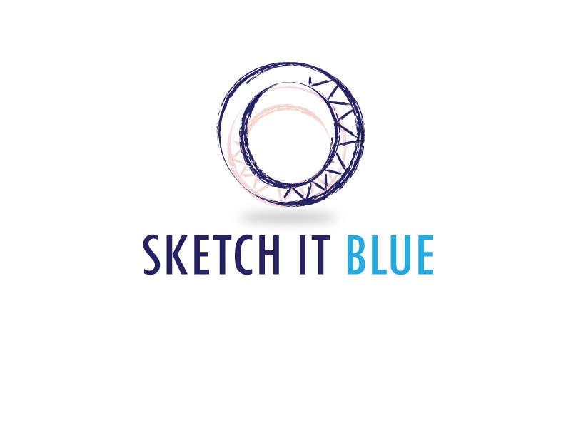 Penyertaan Peraduan #400 untuk Logo Design for Sketch It Blue