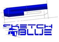 Graphic Design Entri Peraduan #649 for Logo Design for Sketch It Blue