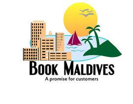 uach89 tarafından Design a Logo for Book Maldives için no 9
